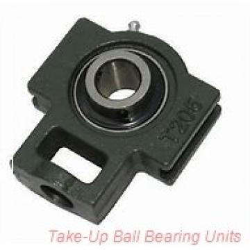 DODGE WSTU-E-203R  Take Up Unit Bearings