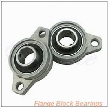 QM INDUSTRIES QVVFX16V075SB  Flange Block Bearings