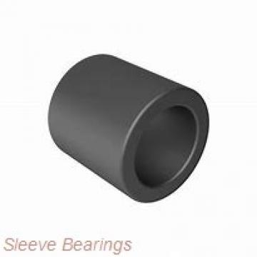 ISOSTATIC B-812-9  Sleeve Bearings