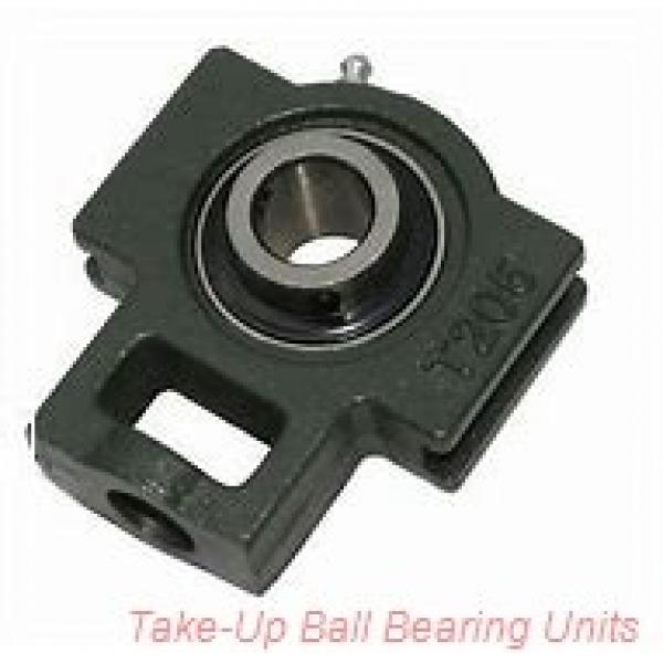 DODGE WSTU-E-203R  Take Up Unit Bearings #2 image